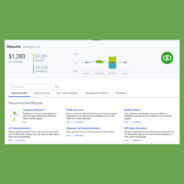 QuickBooks Online Customized Reporting