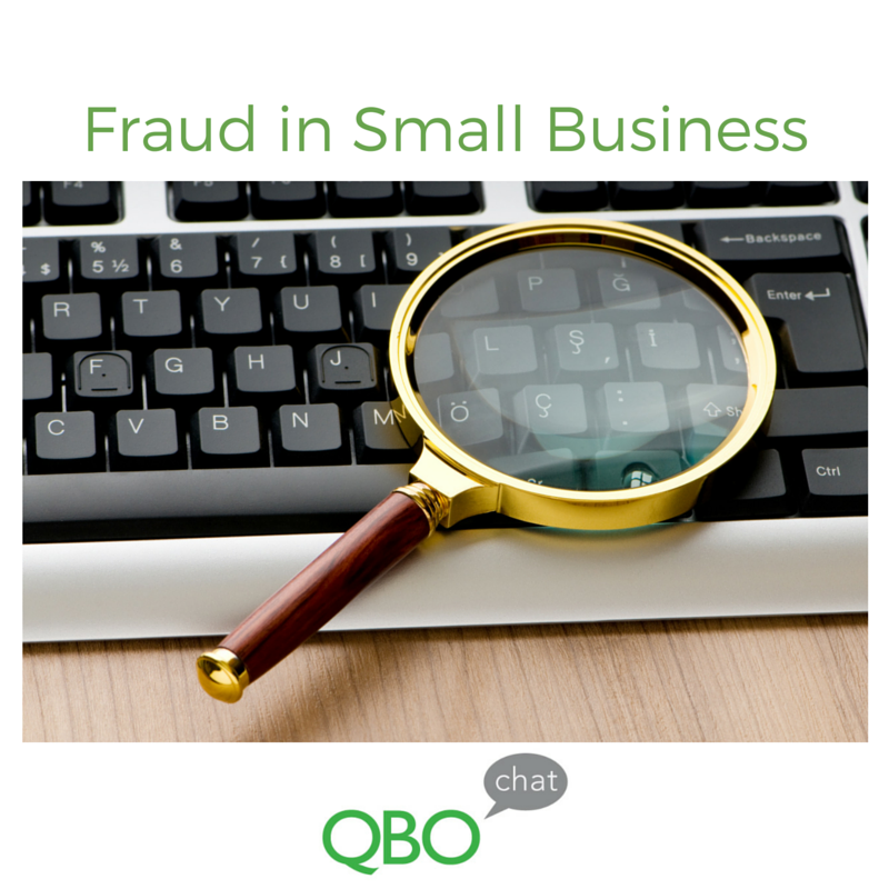 Fraud in Small Business