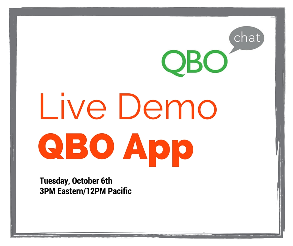 QBO App for Windows and Mac