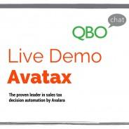 Avatax Demo – Sponsored by Avalara