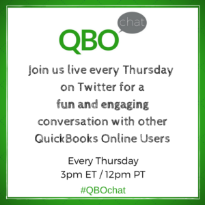 Join QBOchat on Twitter