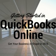 Small Business Owner edition: Getting Started in QuickBooks Online