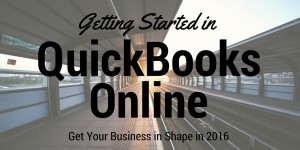 Getting Started with QuickBooks Online - Twitter