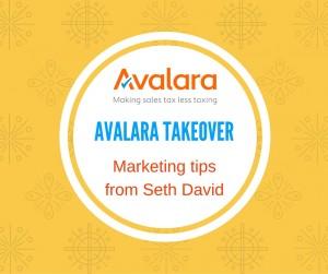 Marketing Tips from Seth David
