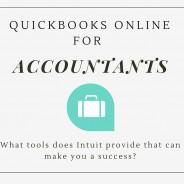QuickBooks Online for Accountants