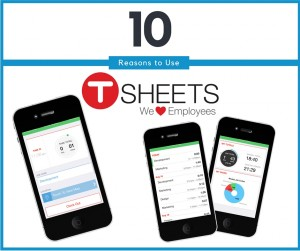 10 Reasons to Use TSheets