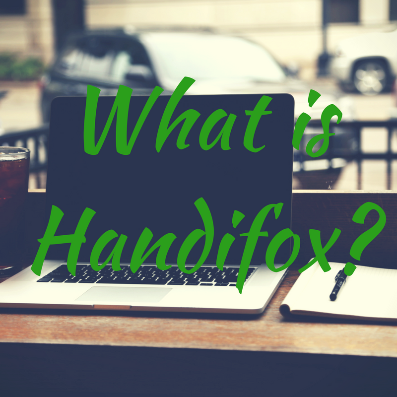 What is Handifox Online?