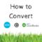 Converting from Xero to QuickBooks Online