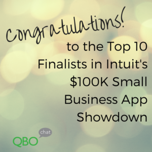 Top 10 Finalists Small Business App Showdown