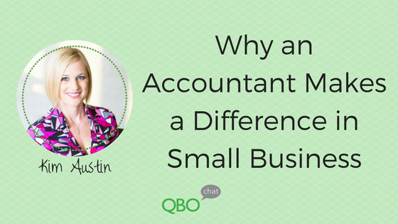 Why an Accountant Makes a Difference in Small Business