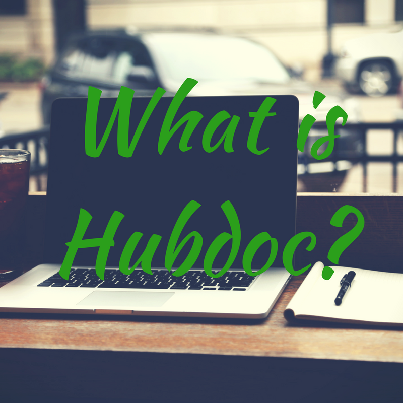 What is Hubdoc?