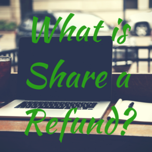 What is Share a Refund?