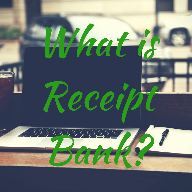 What is Receipt Bank?