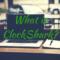 What is ClockShark?