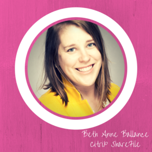 Beth Anne Ballance - Community Spotlight
