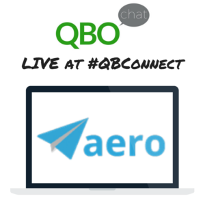 Aero Workflow QBOchat LIVE at QBConnect