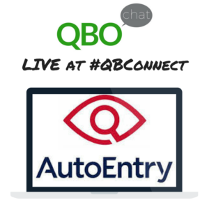 AutoEntry QBOchat LIVE at QBConnect