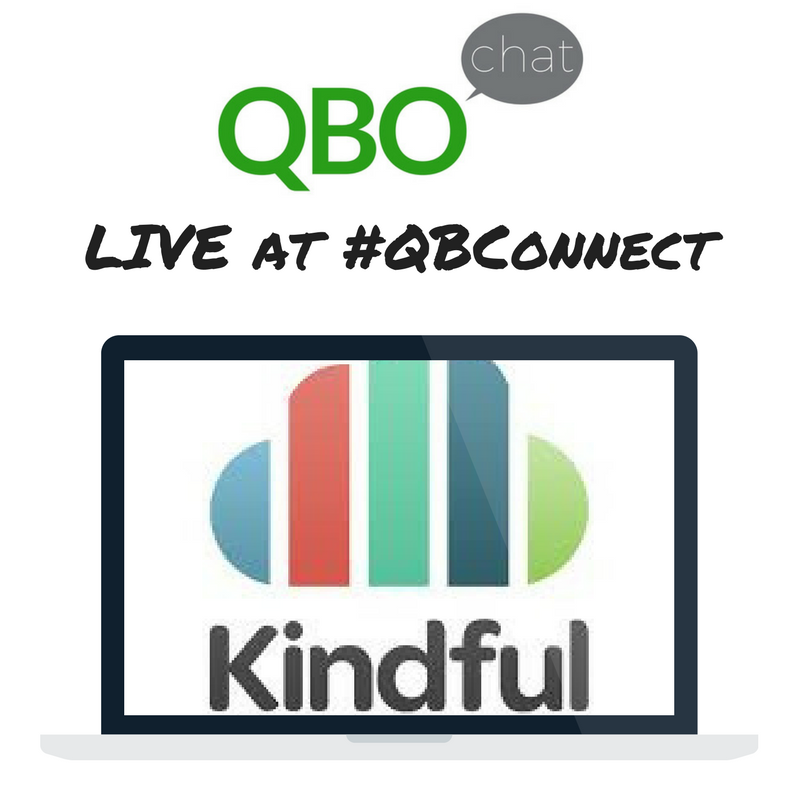 Kindful QBOchat LIVE at QBConnect