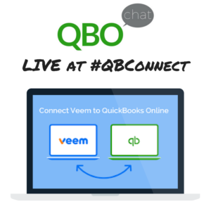 Veem QBOchat LIVE at QBConnect