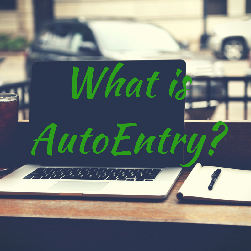What is AutoEntry_