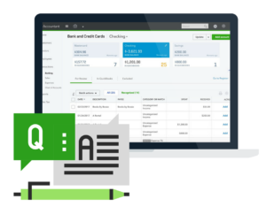 QuickBooks Online Support for Accountants - a monthly