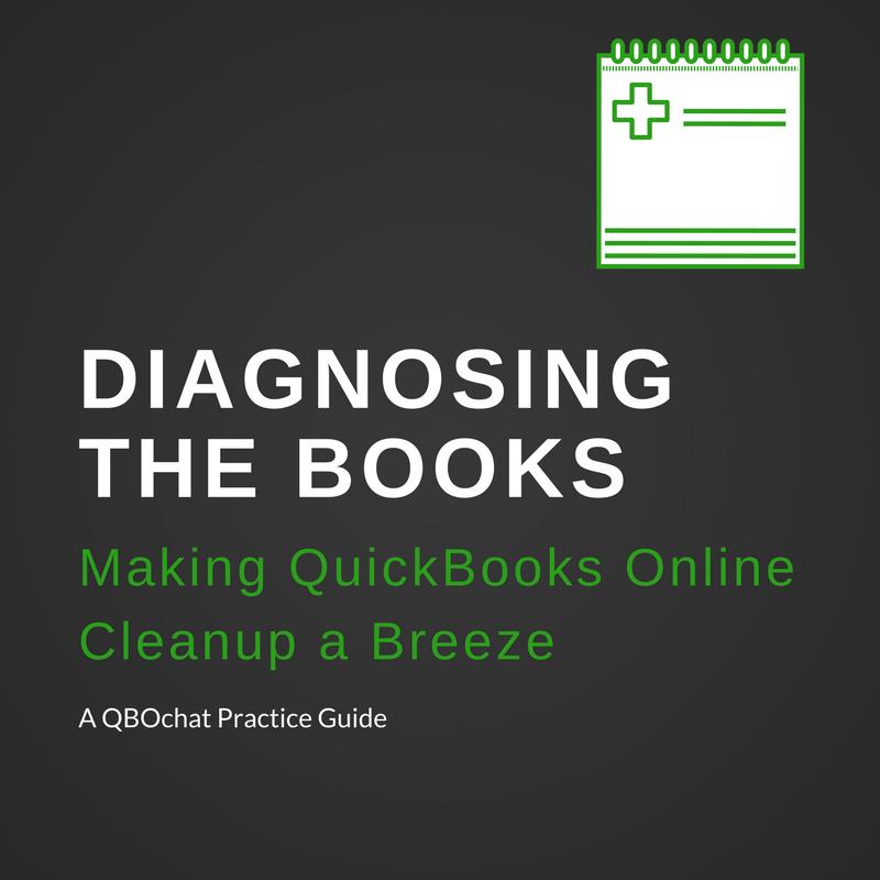Diagnosing the Books