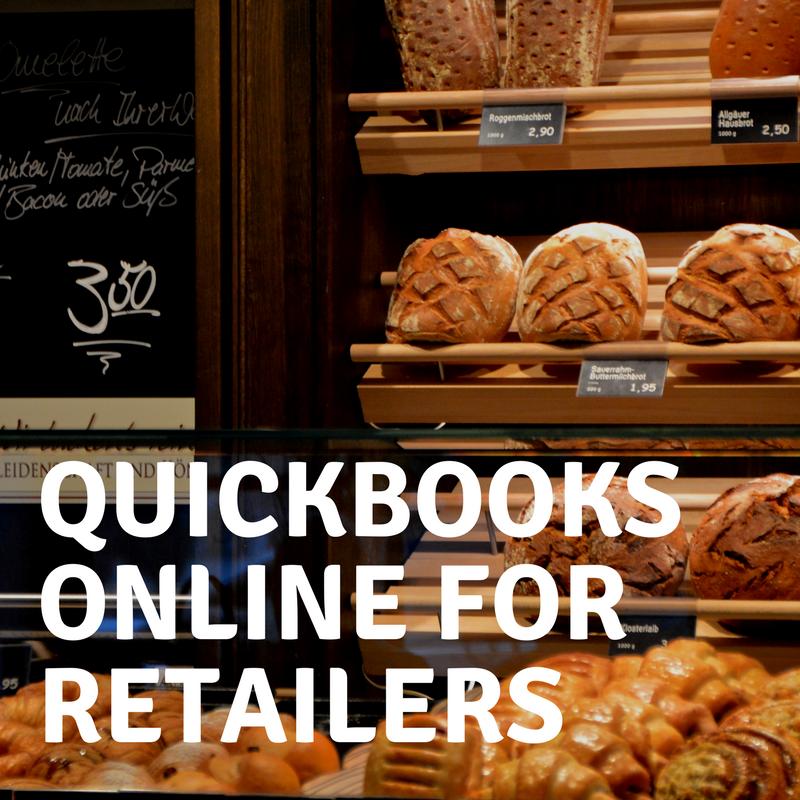 QuickBooks Online for Retailers
