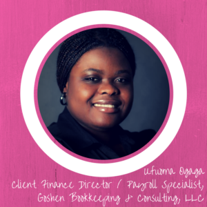 Ufuoma Ogaga - Community Spotlight