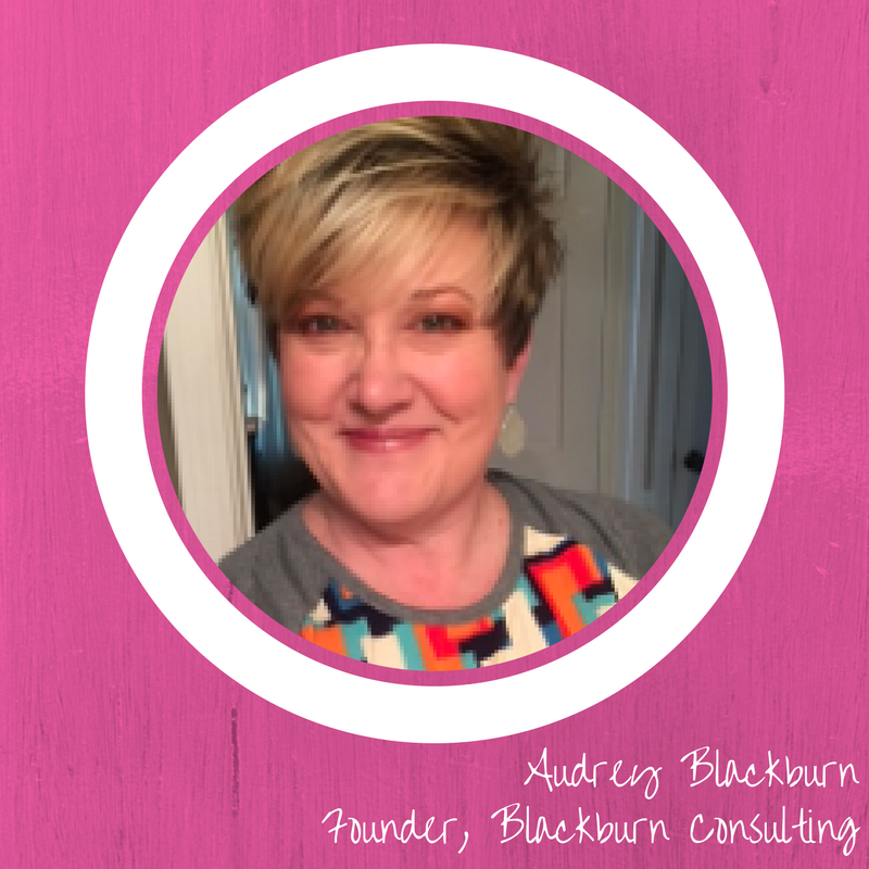 Audrey Blackburn - Community Spotlight