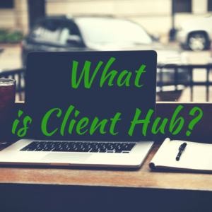 What is Client Hub_