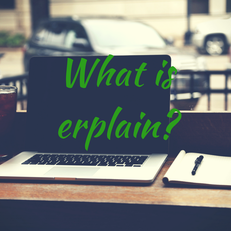 What is erplain_