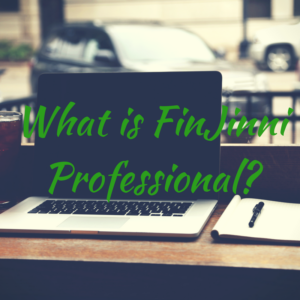 What is FinJinni Professional_