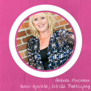 Amanda Hinzmann - Community Spotlight