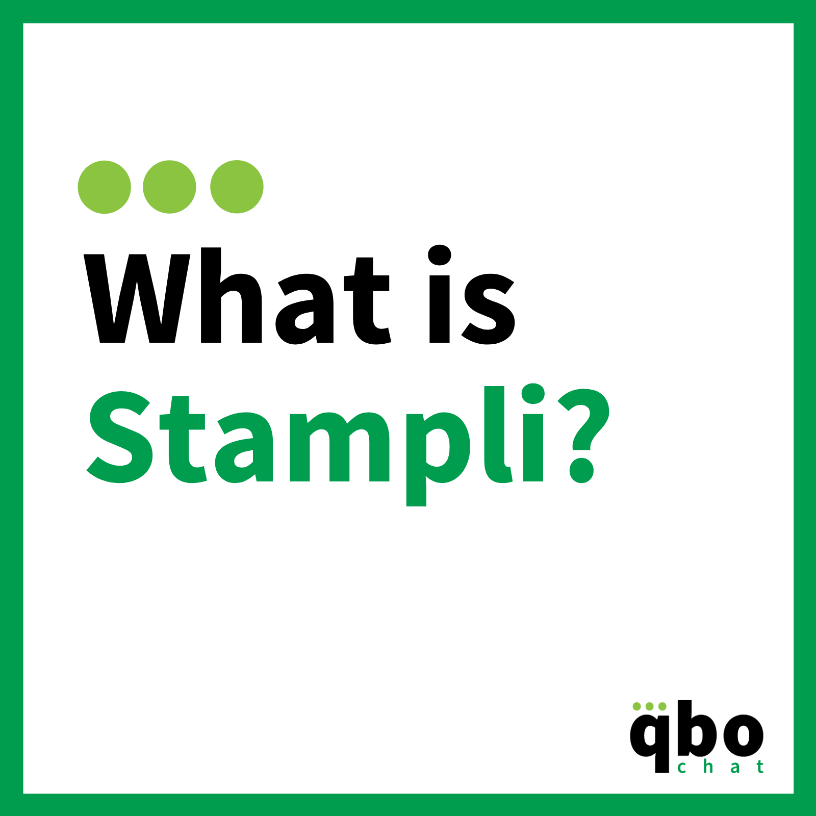 What is Stampli?