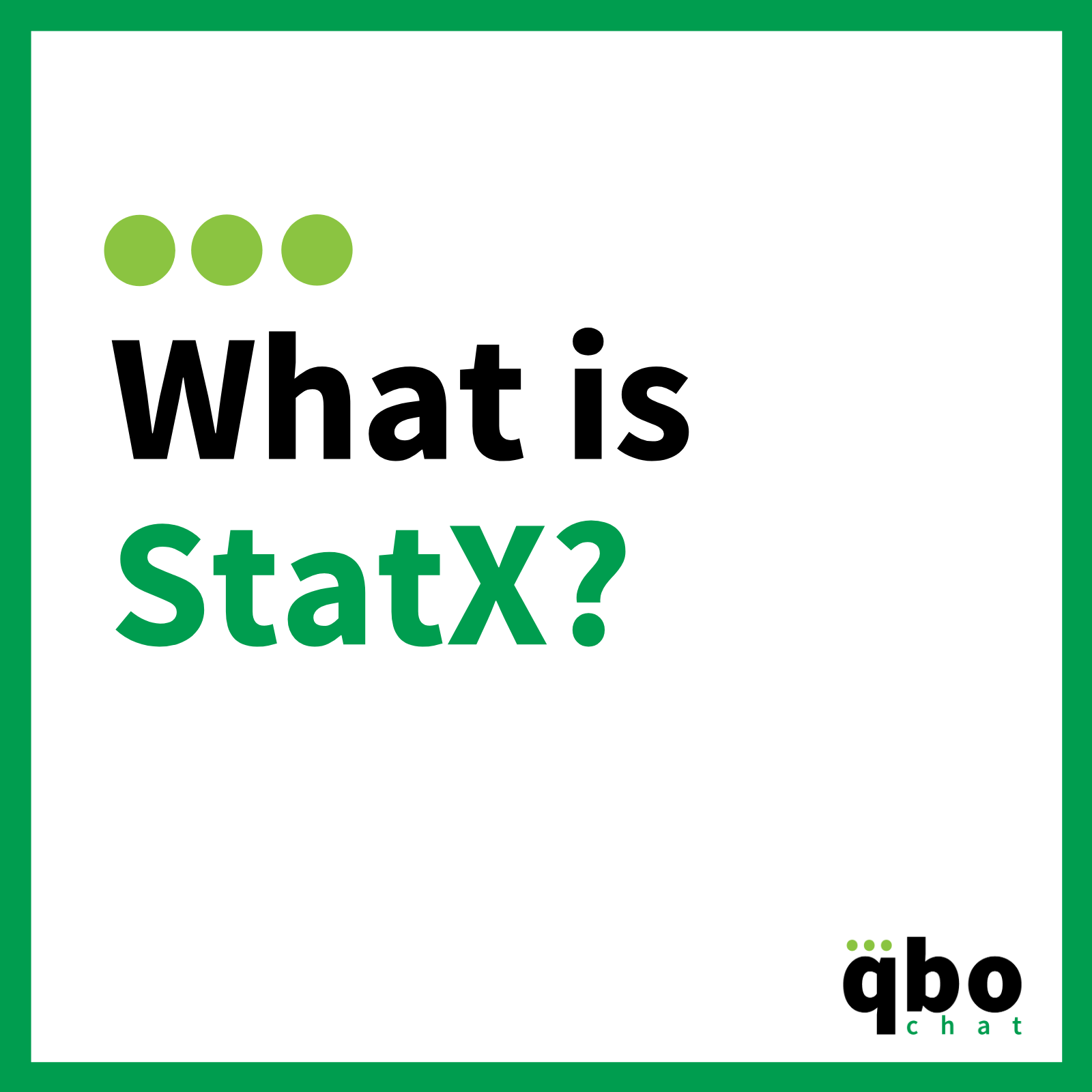 What is Statx?