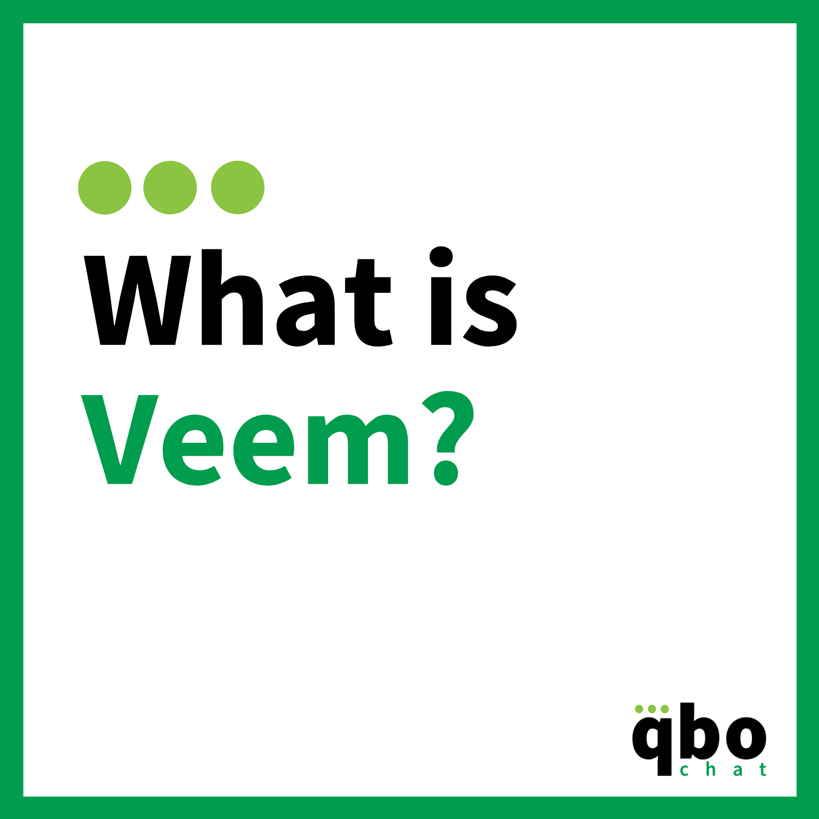 What is Veem_