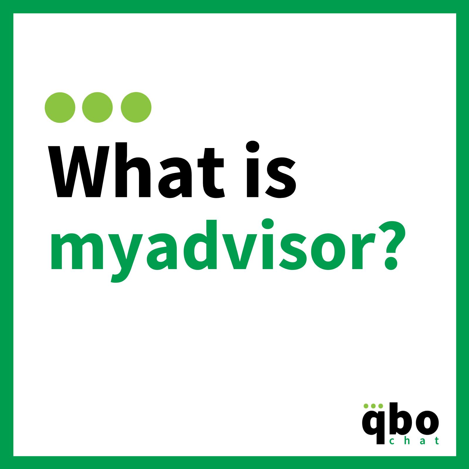 What is myadvisor_