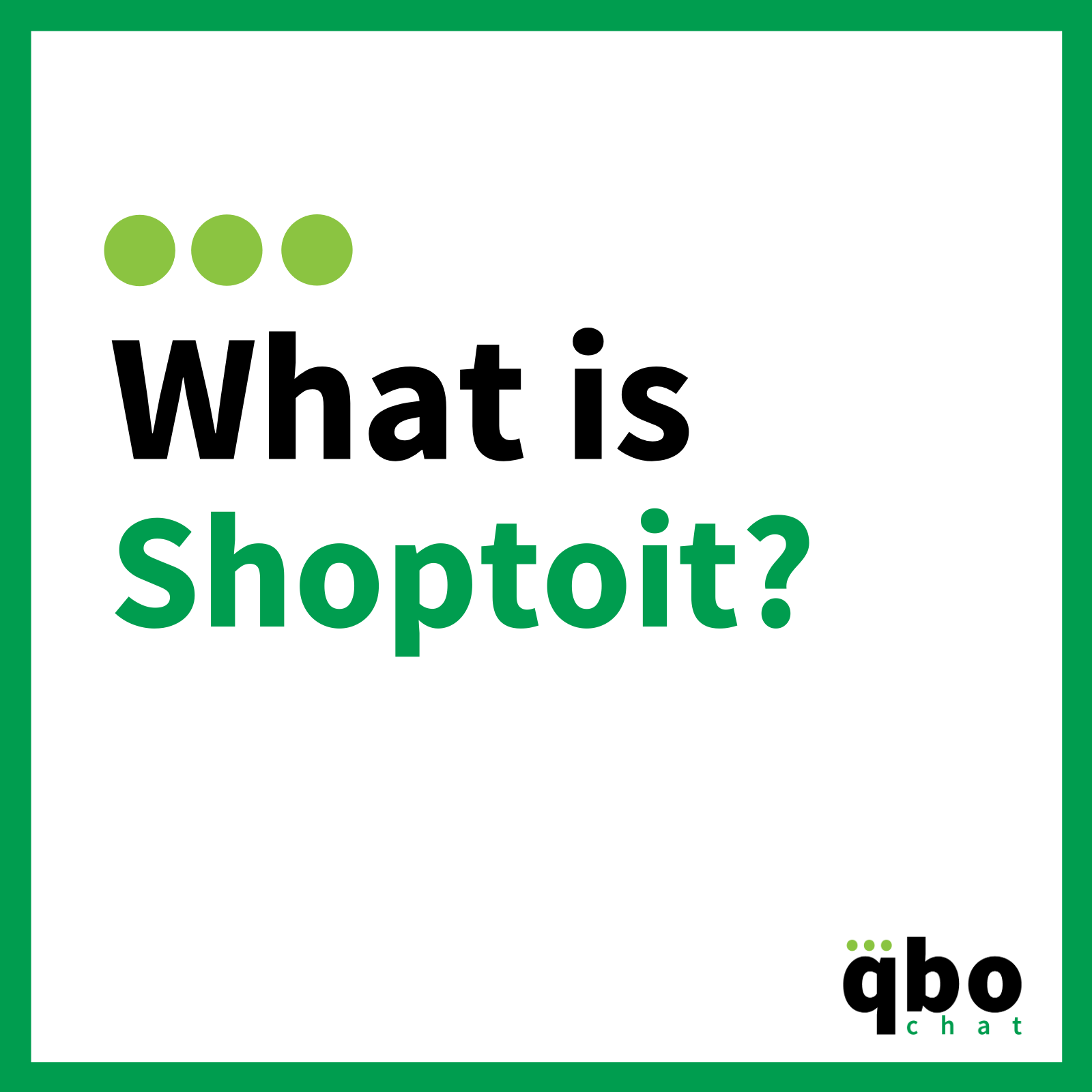 What is Shoptoit_