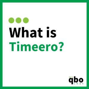 What is Timeero_