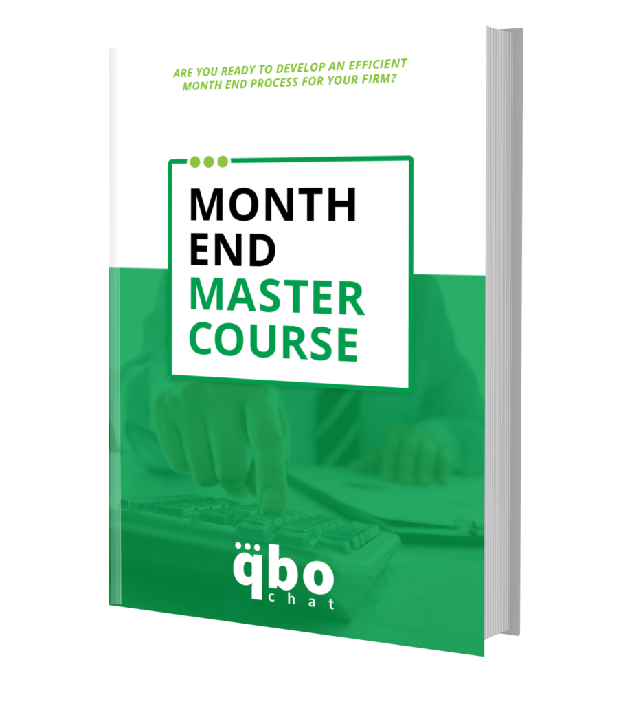 Month End Master Course