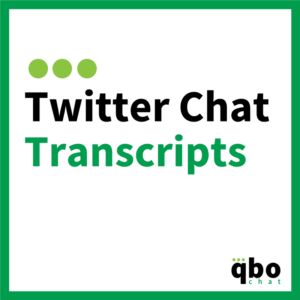 Twitter Chat Transcripts