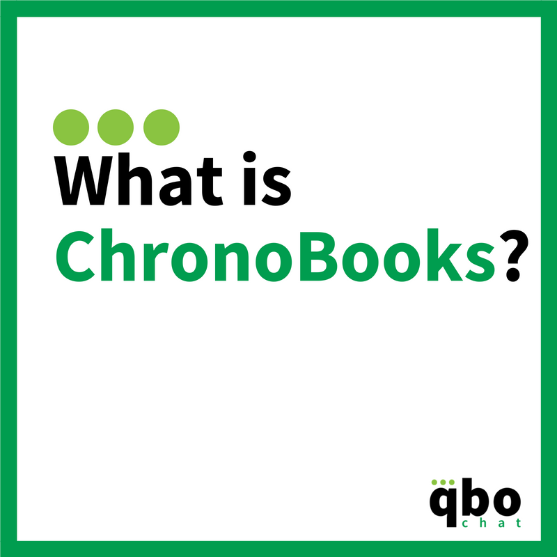 What is ChronoBooks_