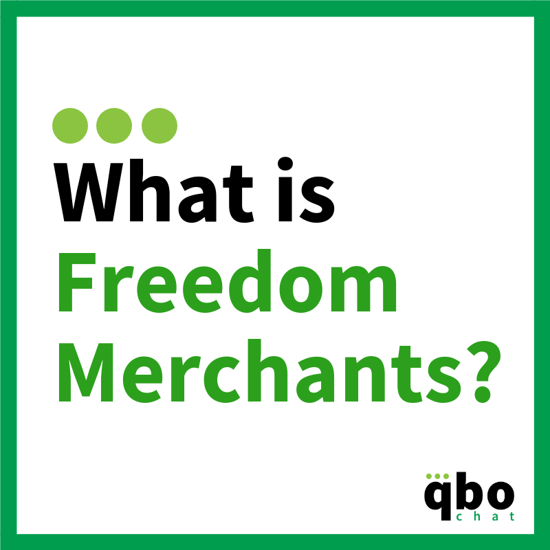 What is Freedom Merchants_