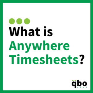 What is Anywhere Timesheets_