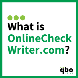 What is OnlineCheckWriter.com_