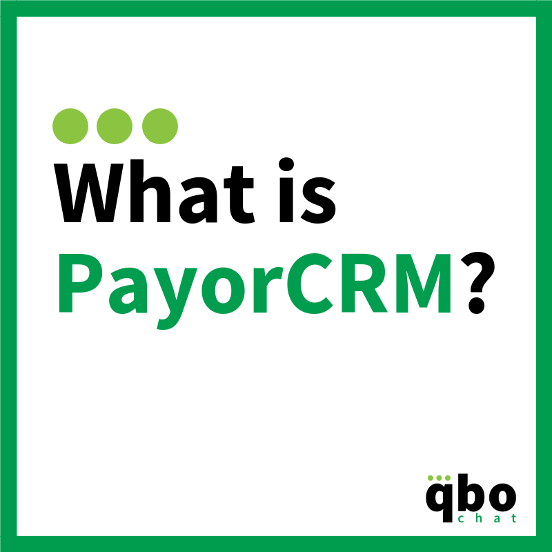 What is PayorCRM_