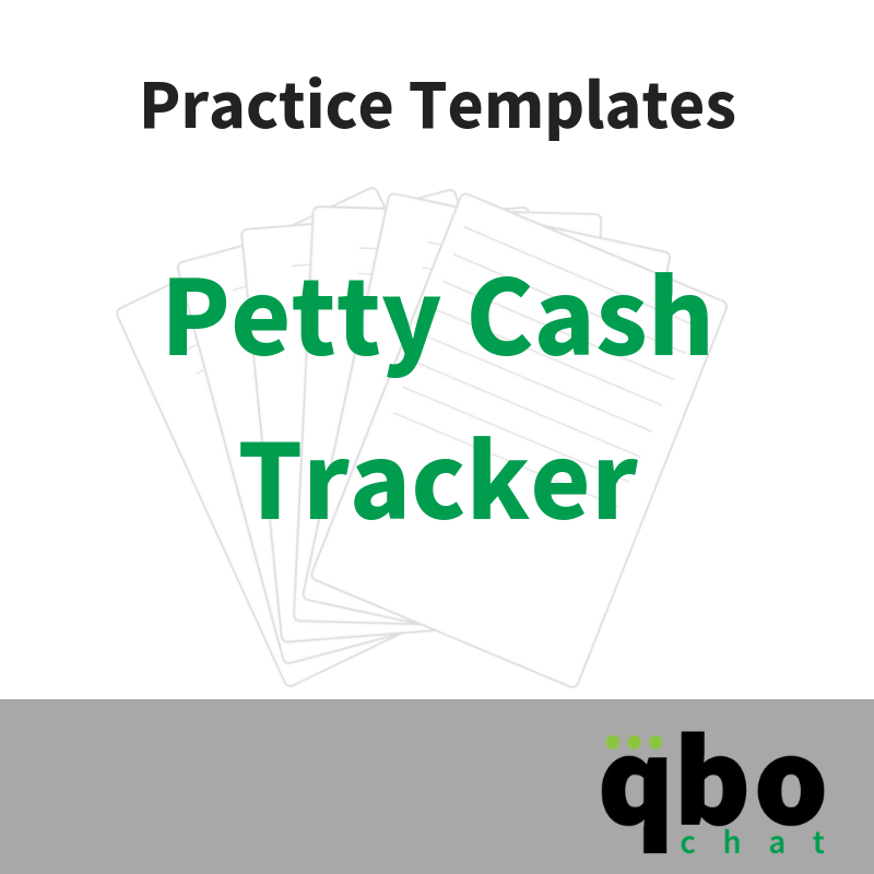 Petty Cash Tracker