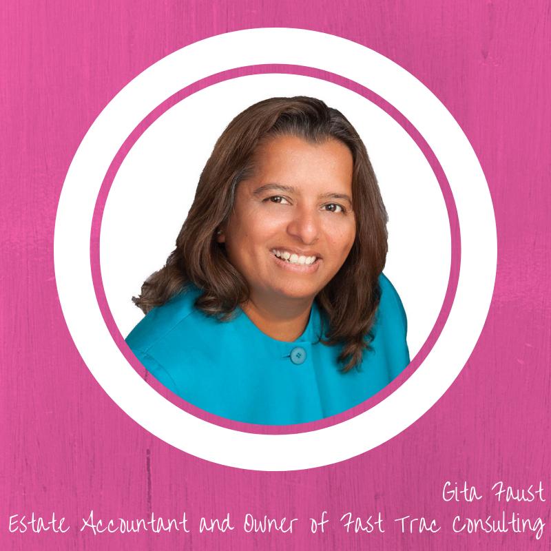 Gita Faust - Community Spotlight