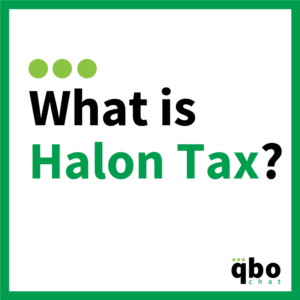 What is Halon Tax_