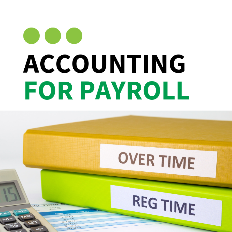 Accounting for Payroll